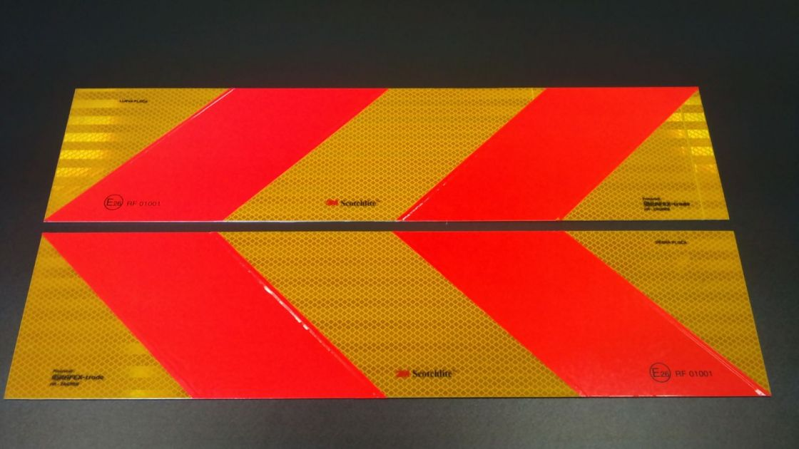 gabaritna ploča za teška vozila