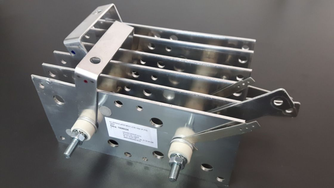 ispravljački diodni modul most graetz