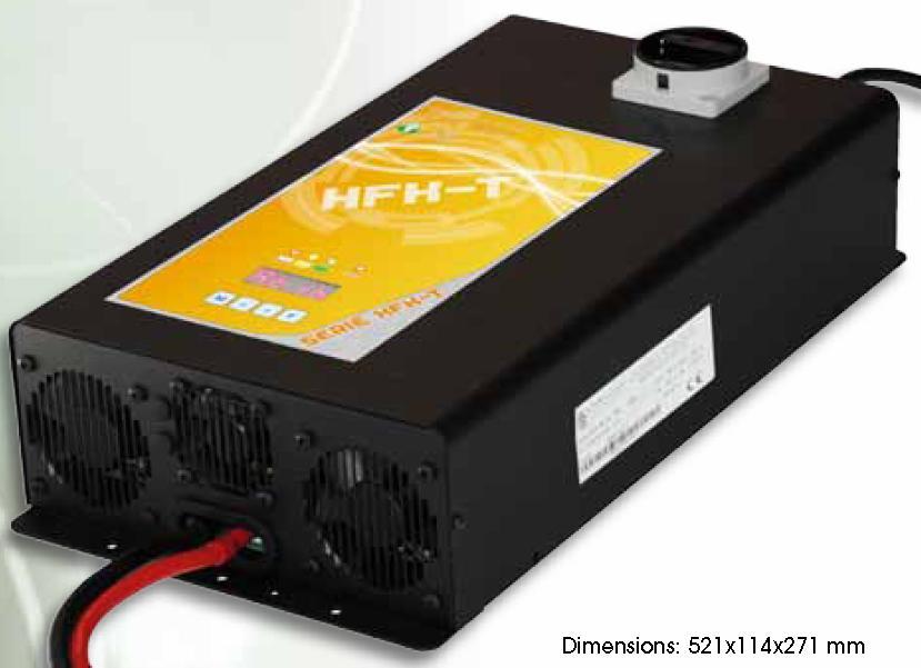 Atib elettronica punjač HFT