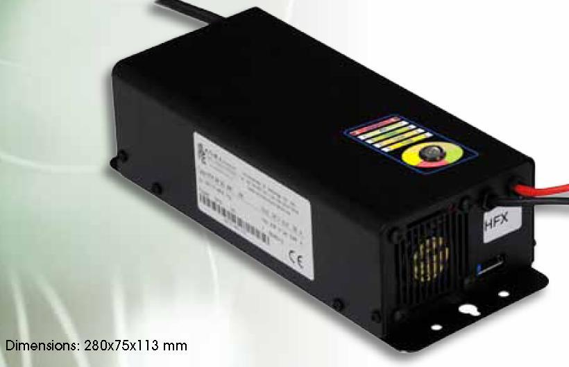 Atib elettronica punjač HFX