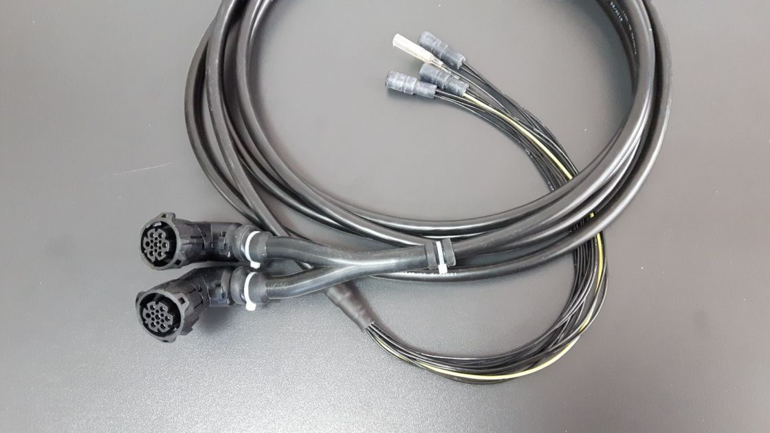 kabel kamionske rampe Dautel DLB500-47 DLB750-47 DLB950-47