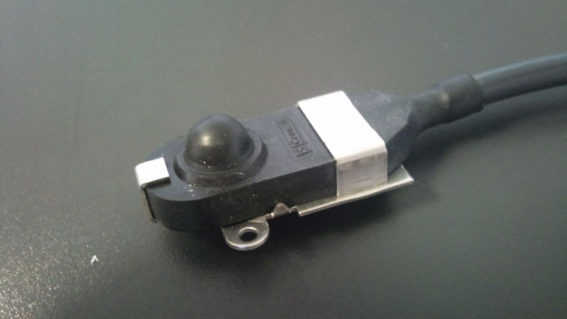 mikroprekidač nožne komande