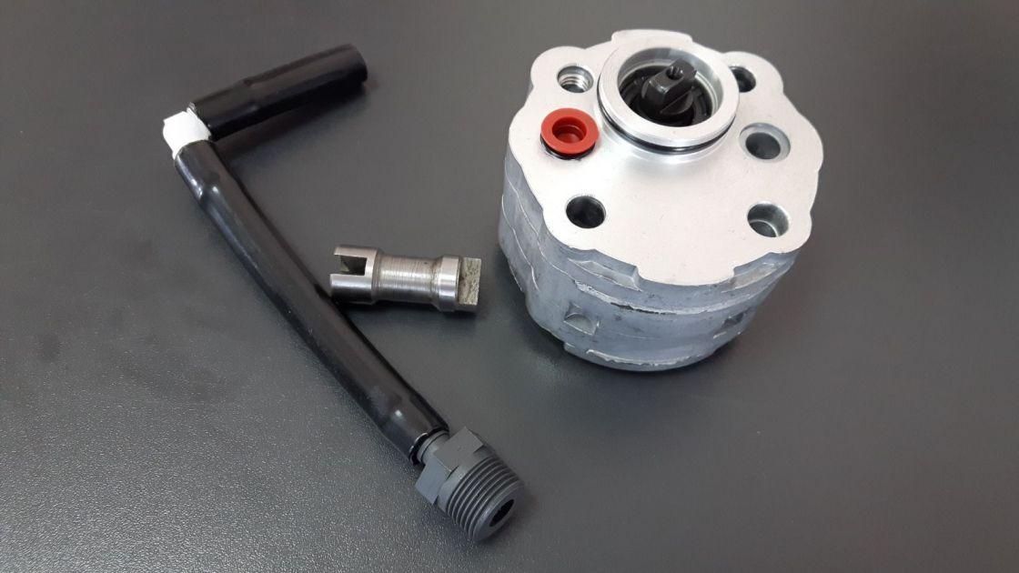 pumpa hidraulike HESPER AHP1-MO-1,2-A 14/RB M14