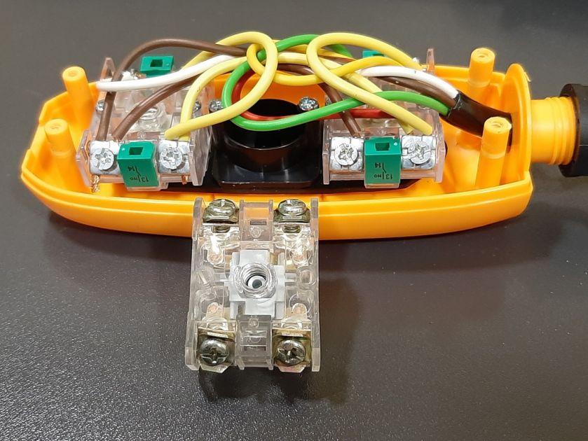 ručna komanda na kablu