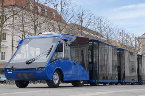 turistički vlakići Cityliner
