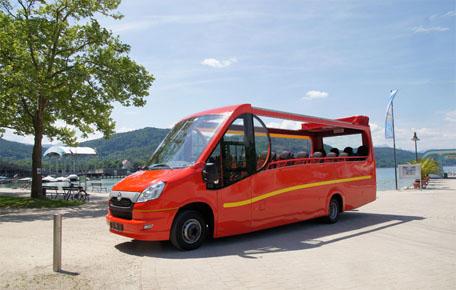 turistički vlakići STS Fun bus
