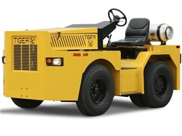 Taylor-Dunn vučni traktor elektro kolica elektrovozilo