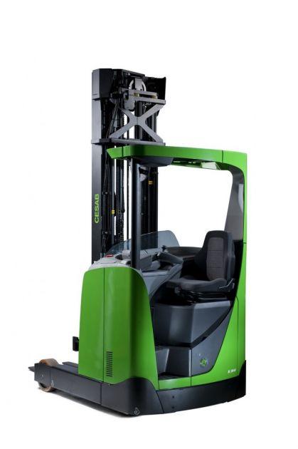 regalni viličar (reach truck)