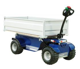 zallys elektro vozila električna vučna kolica vučni traktori